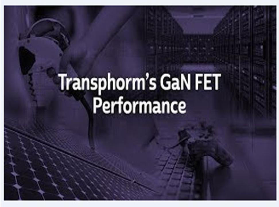 Transphorm GaN FET Technology Performance Final Ver 1 2