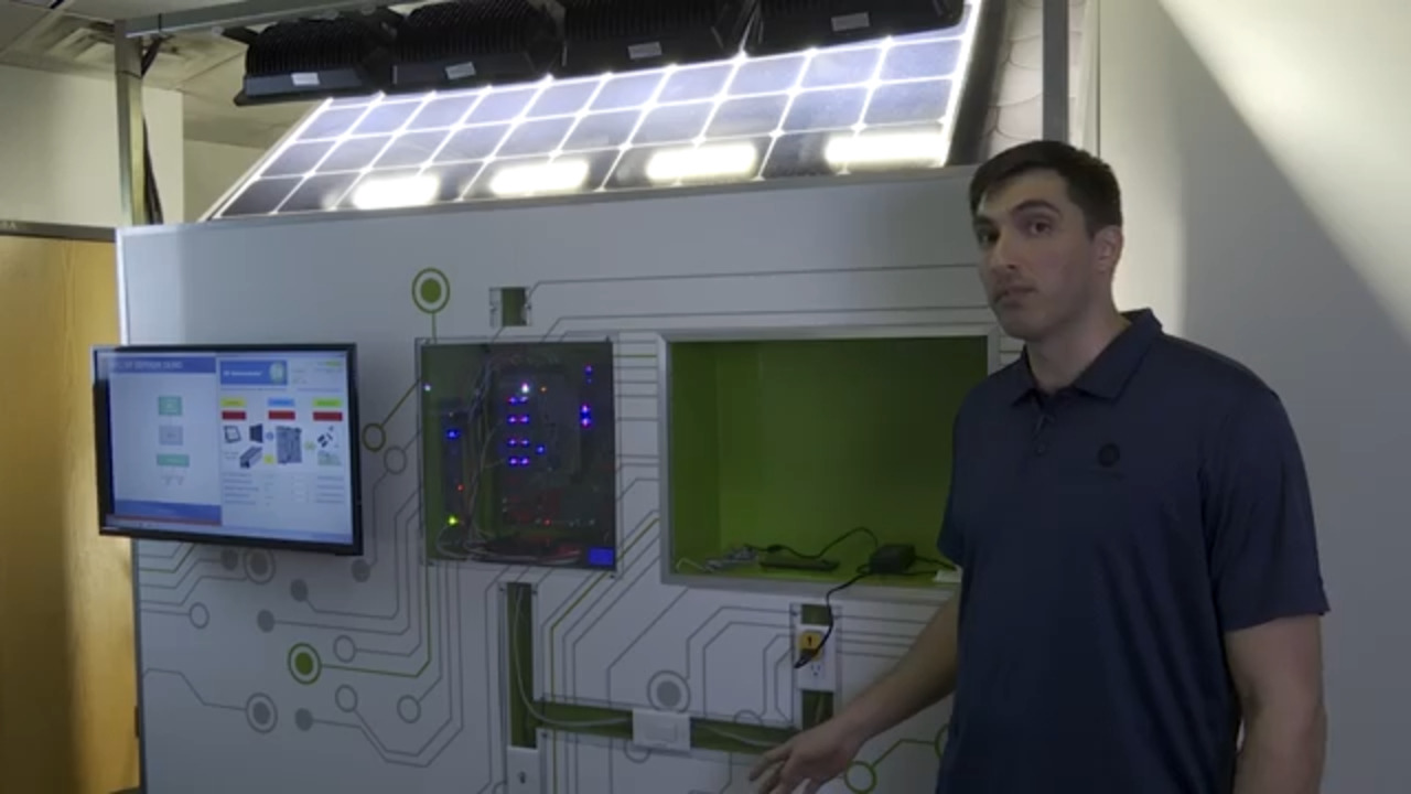 Solar Home and Battery Storage Demonstration
