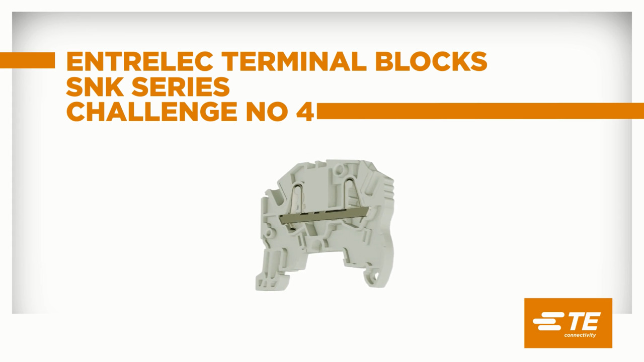 Episode 4: SNK series terminal blocks offer an efficient and universal marking solution