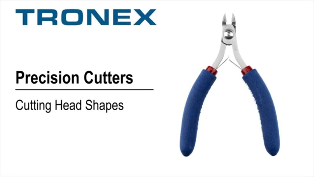 Tronex - Cutting Head Shapes & Sizes