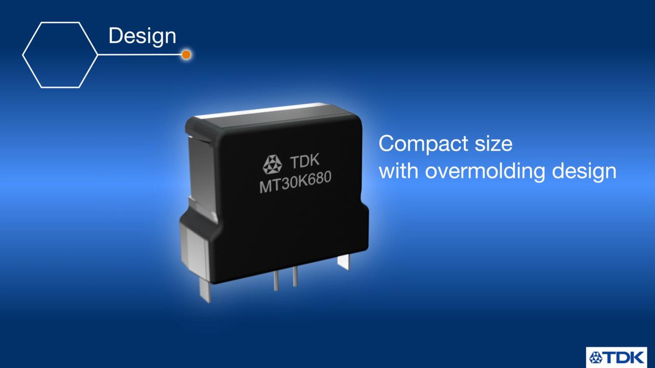 ThermoFuse Varistors MT Series