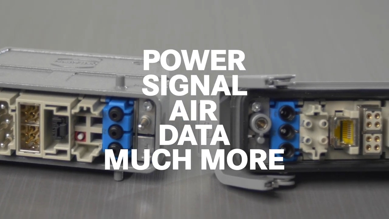 HARTING Han-Modular® - Industrial Modular Connector