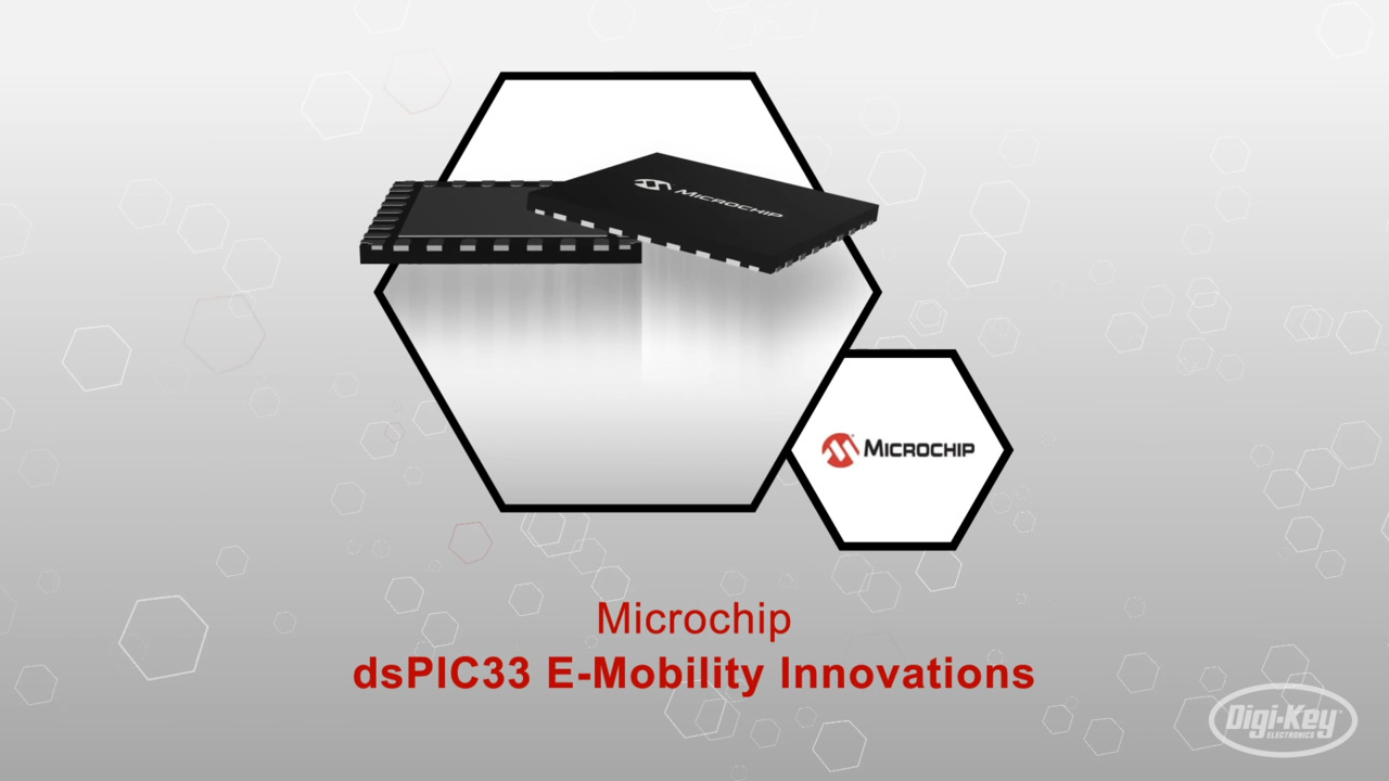 dsPIC33 e-mobility | Datasheet Preview