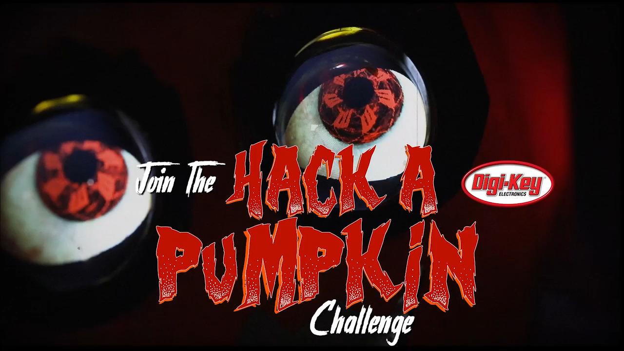 Hack-A-Pumpkin Challenge