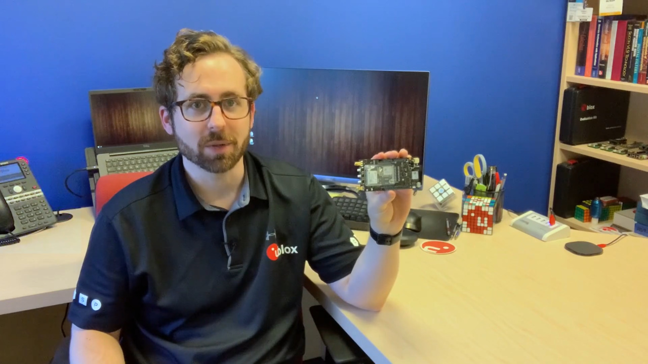 TecNish with McNish Getting started with the C099-F9P part 2