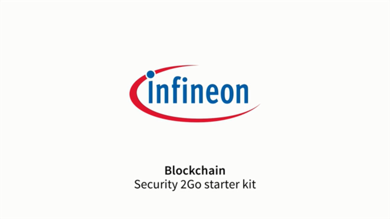 Blockchain Security 2Go starter kit