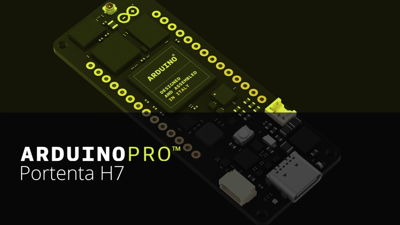 Portenta H7 module