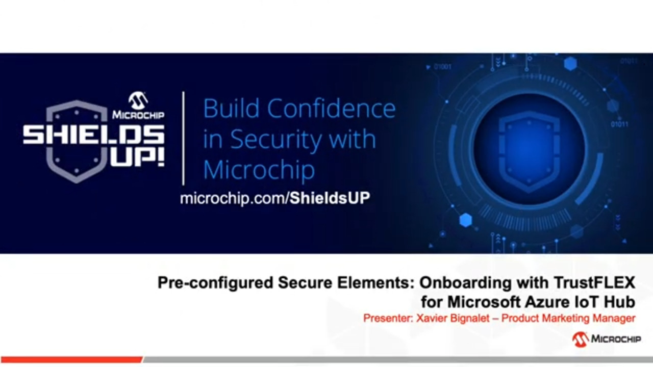 Shields UP #13 - Secure Authentication with TrustFLEX Secure Element and Microsoft Azure