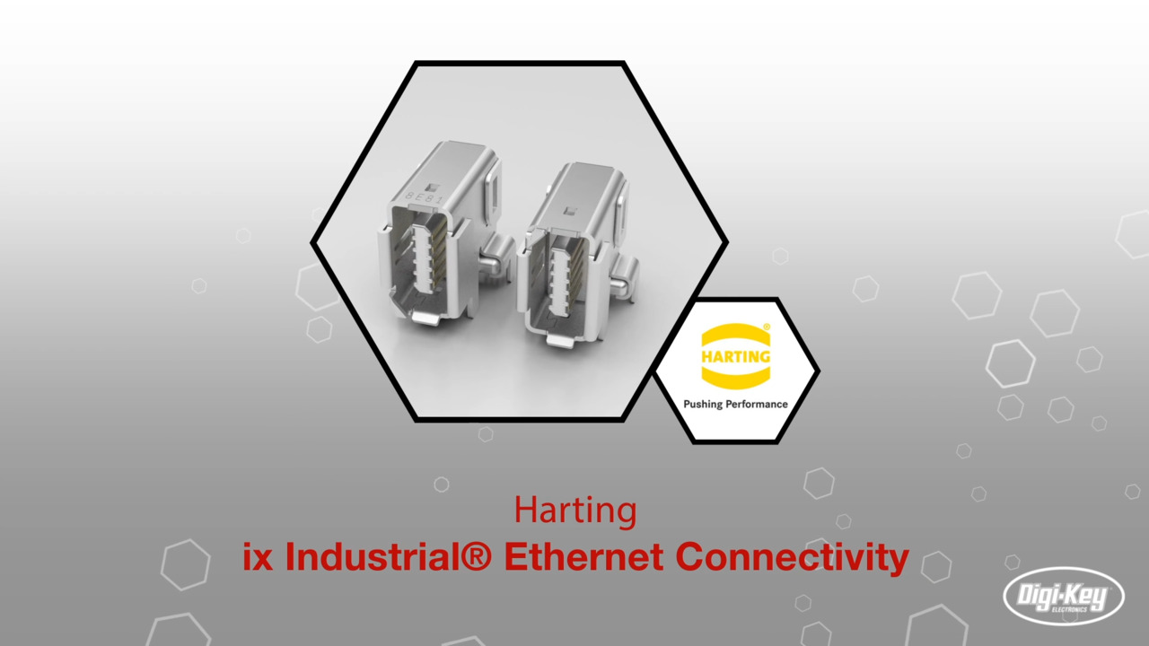 ix Industrial® Ethernet Connectivity | Datasheet Preview