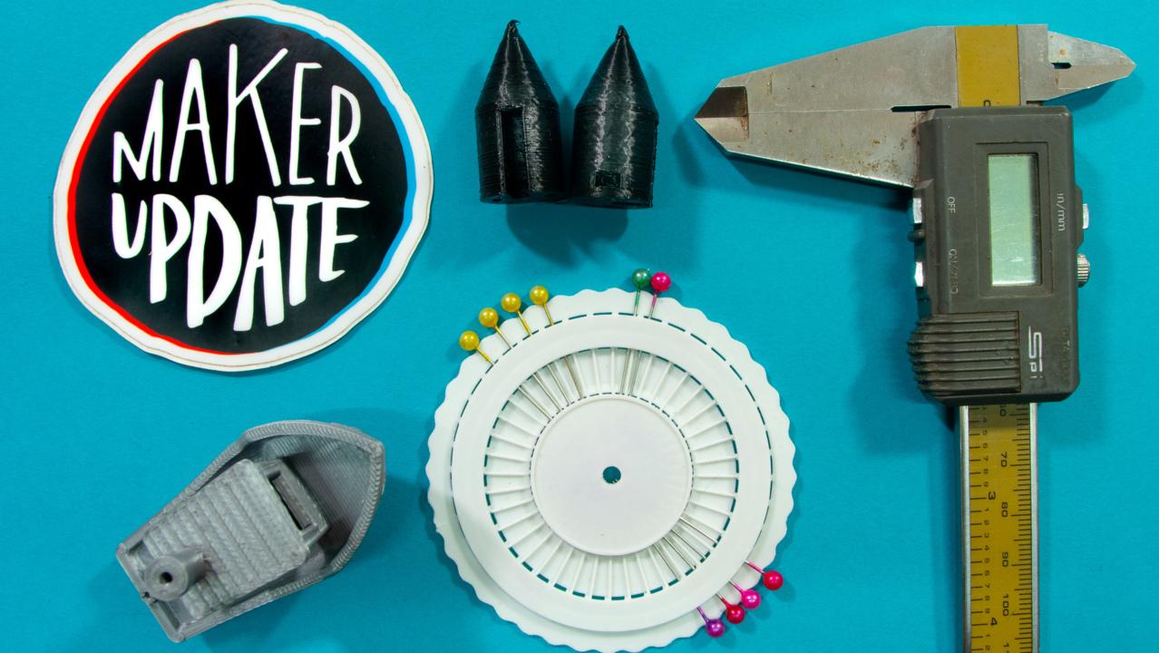 RGB Raft on Blue Water [Maker Update] - Maker.io