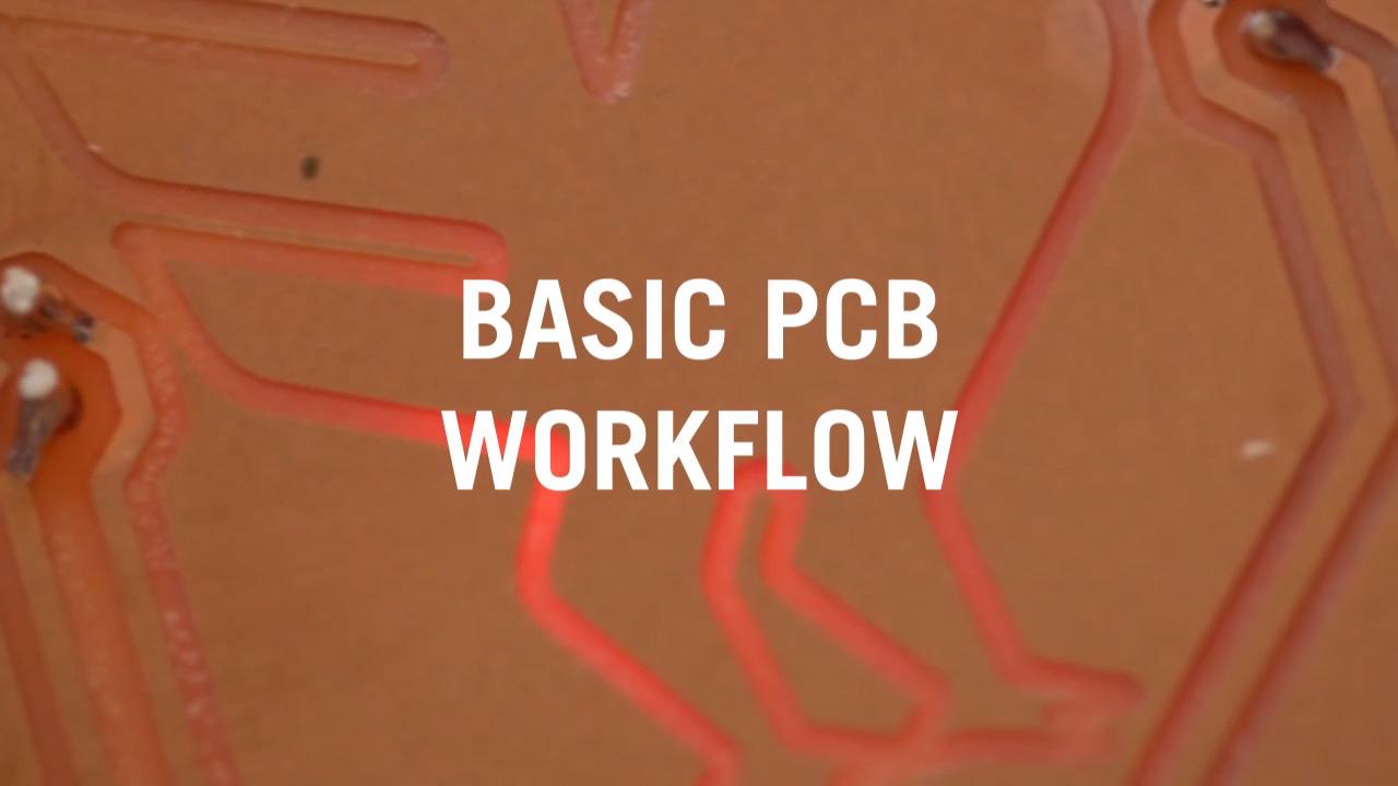 Basic PCB Workflow