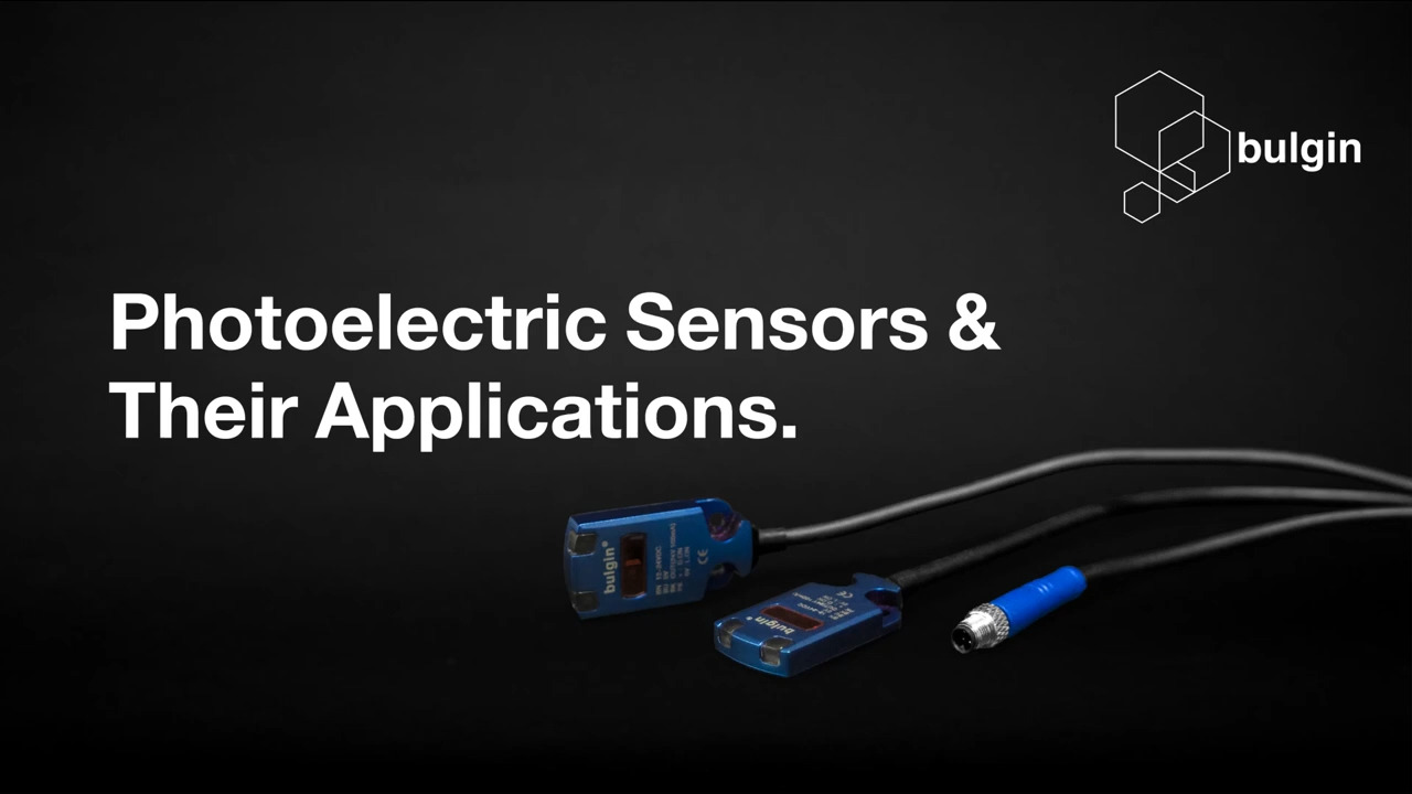 Photoelectric Sensors & Their Applications