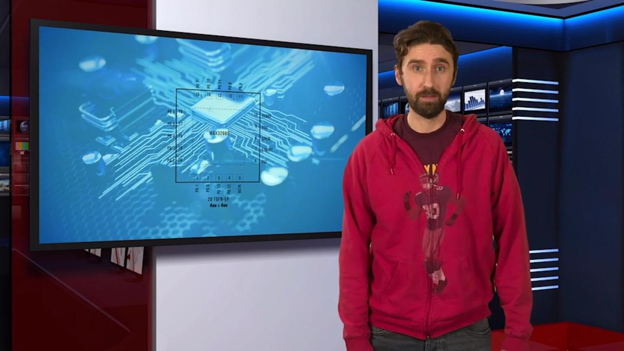 First Look Episode 12: DARWIN Microcontrollers