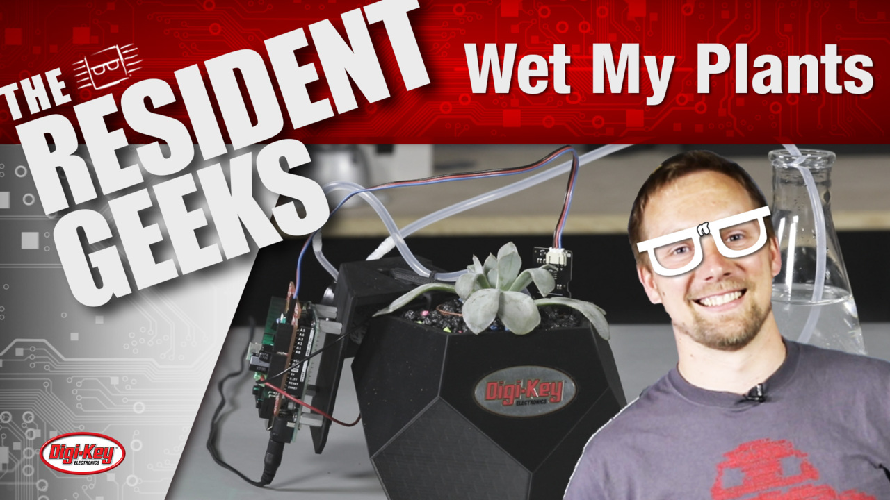 I Wet My Plants - AGM | The Resident Geeks