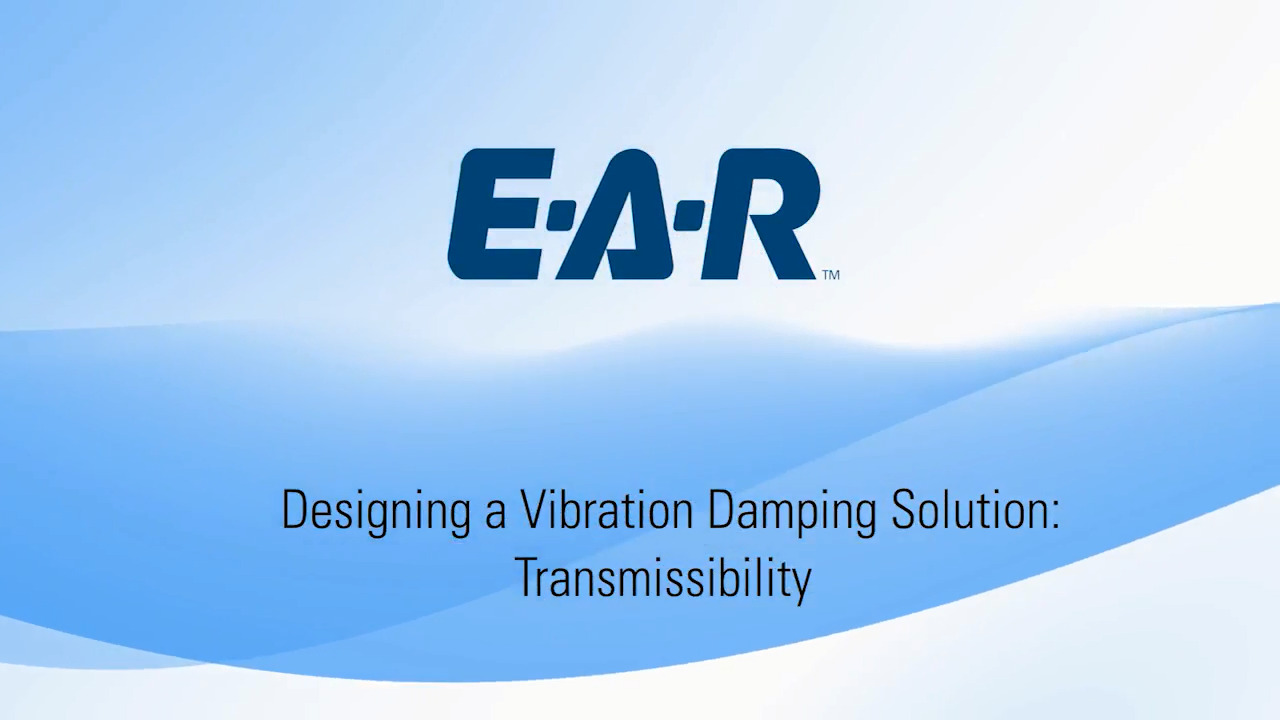Designing a Vibration Isolation Solution (Part 3): Transmissibility