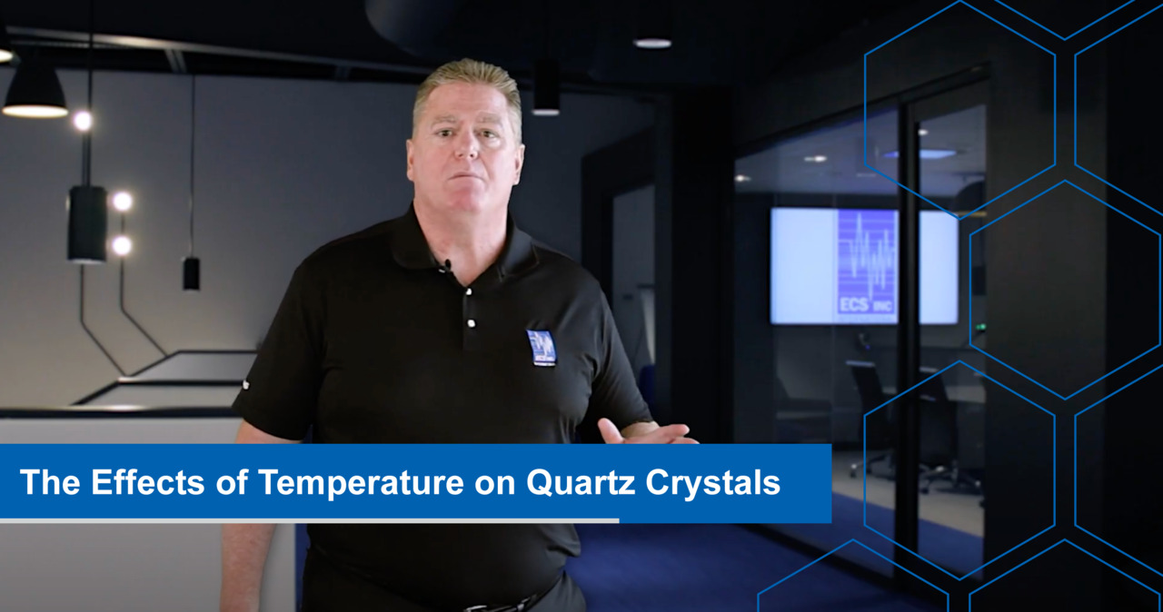 The Effects of Temperature on Quartz Crystals