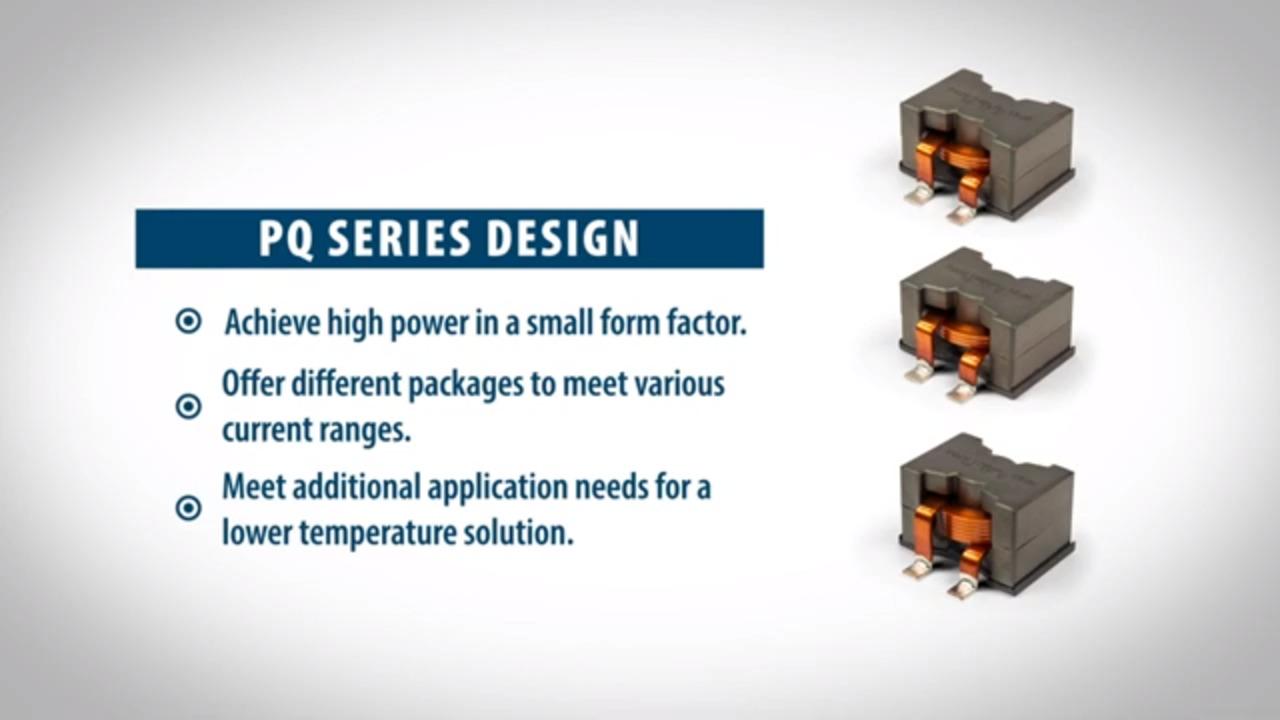 Bourns® PQ Series Inductors