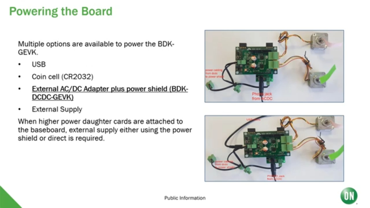 Bluetooth® Low Energy IoT Development Kit (B-IDK) Getting Started Guide