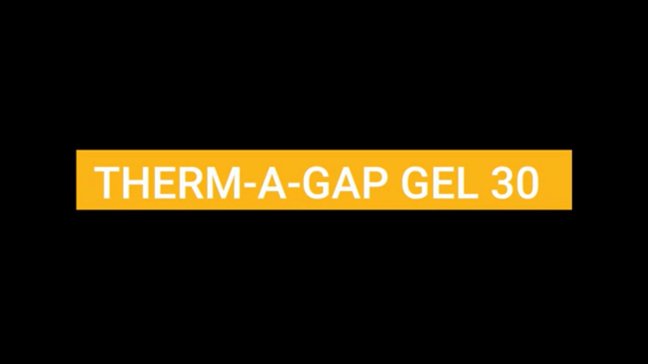 THERM-A-GAP™ GEL30 3.5 W/m-K Thermal Gel