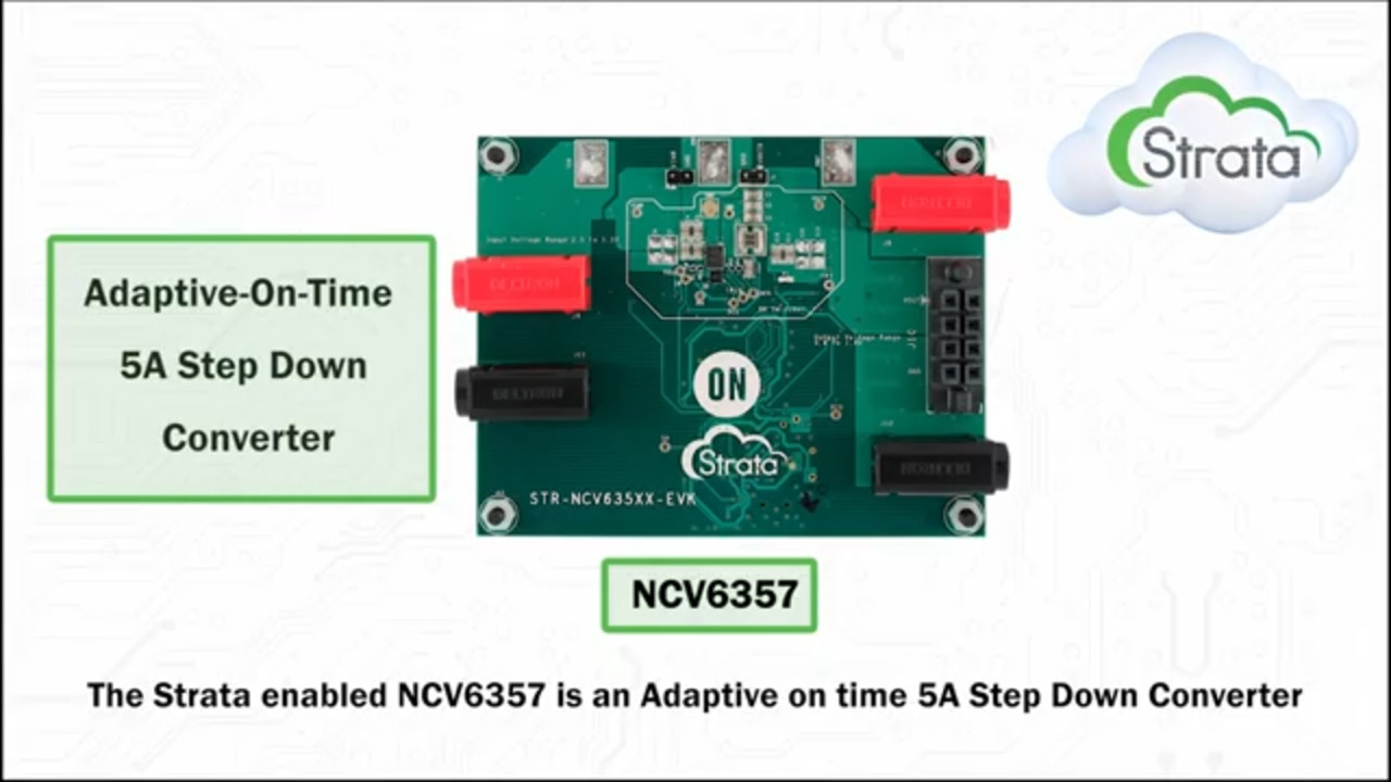 5A Step Down Converter | Strata Full