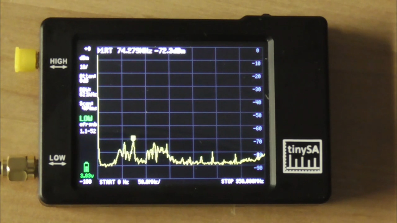 7 MHz Low Pass Ferrite Filter Build and Test