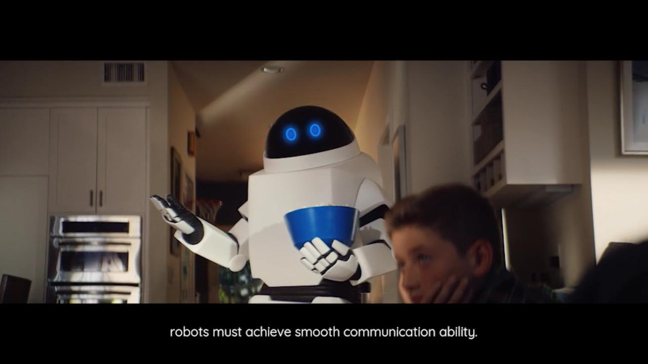 Attractive Robots