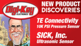 TE Connectivity and SICK New Product Discoveries Episode 29