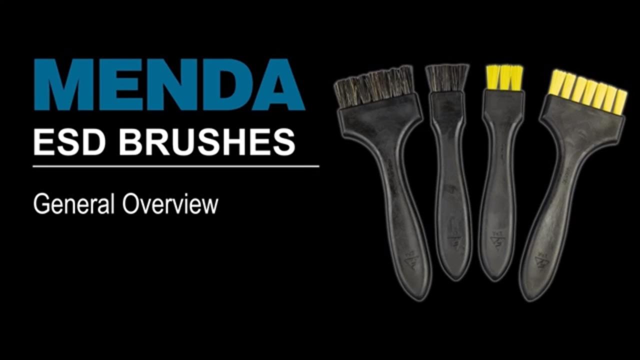 Menda - ESD Brushes