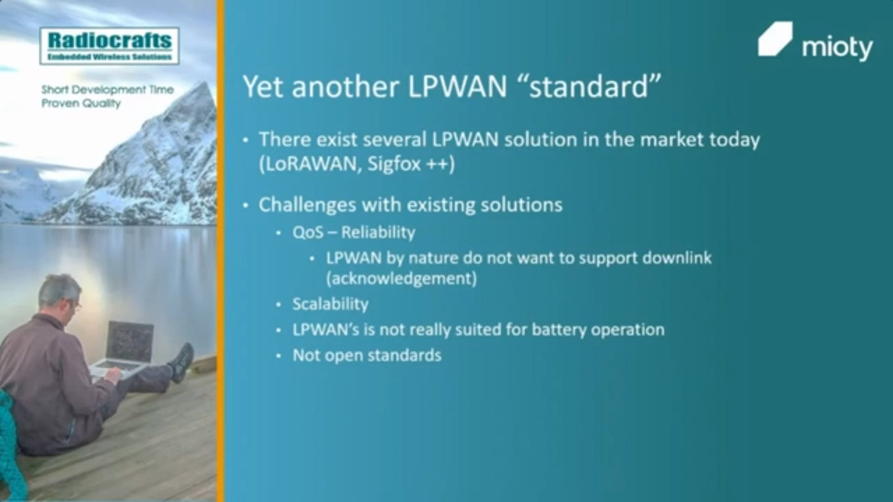 MIOTY – Introducing LPWAN for Increased Scalability and Reliability