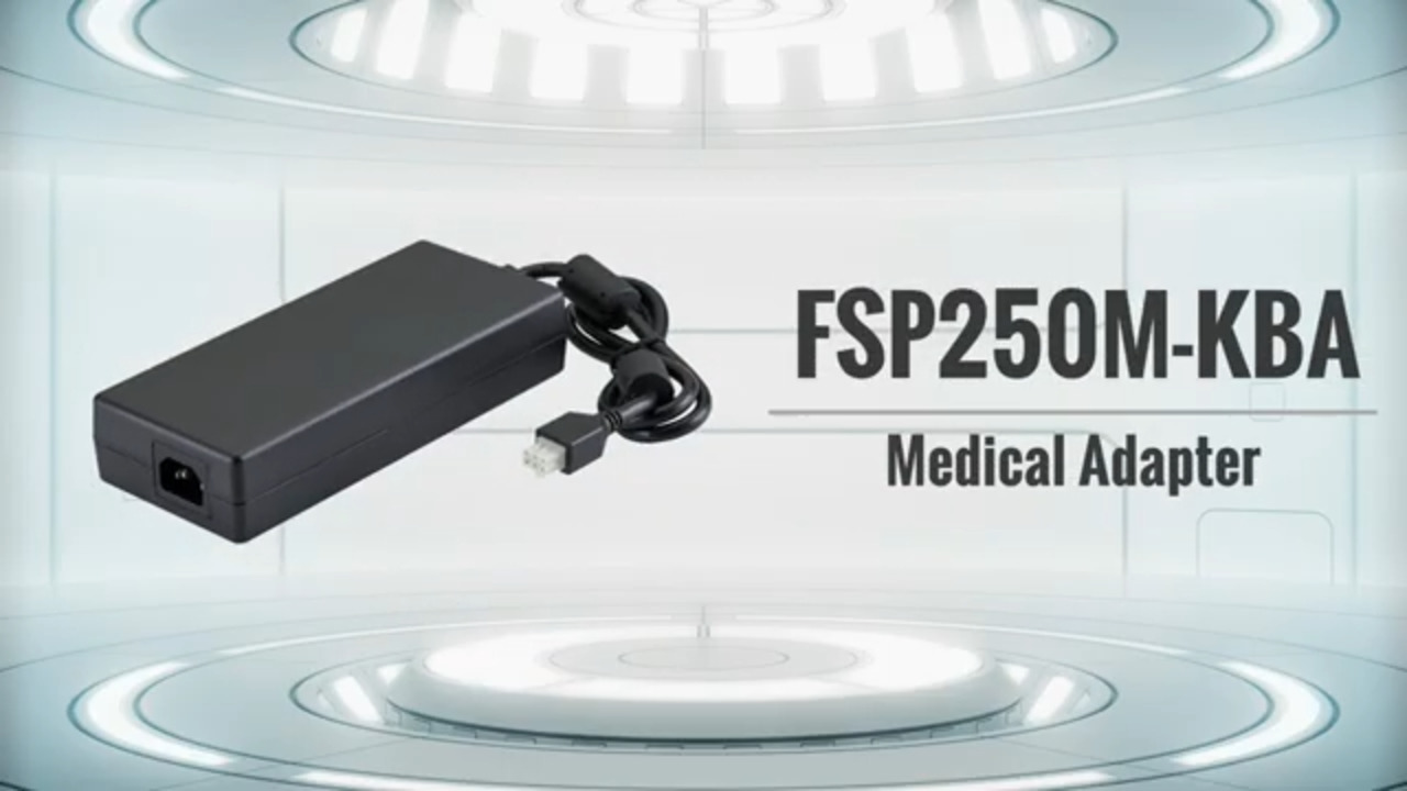 FSP250M-KBA Medical Adapter