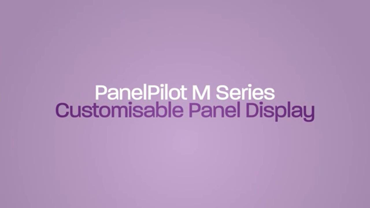 PanelPilot M Series Promotional Video