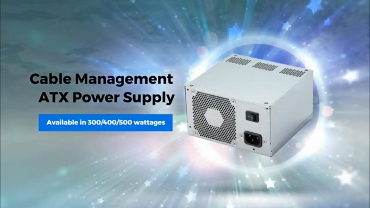 FSP Fully Modular Flex ATX Power Supply