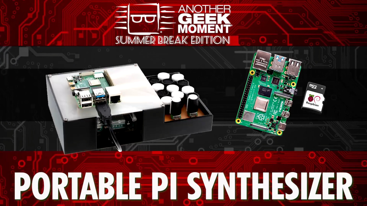 MIDI Controller & Synthesizer Project – Part 3 AGM Summer Break Edition