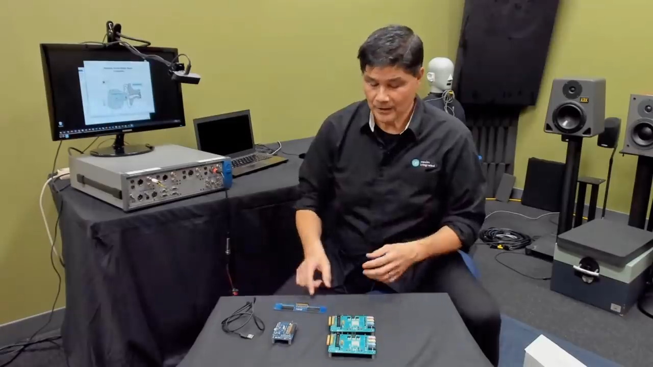 Getting Started with the MAX98050 Evaluation System