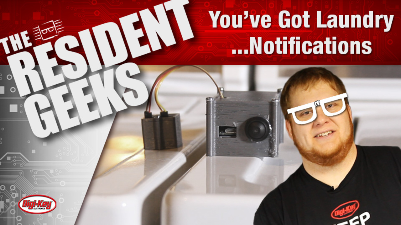 You've got Laundry…Notifications | The Resident Geeks