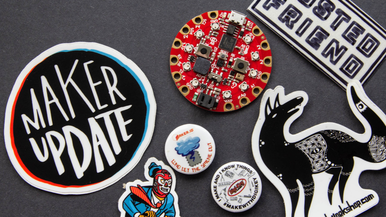 The EL Has Landed [Maker Update #125] – Maker.io