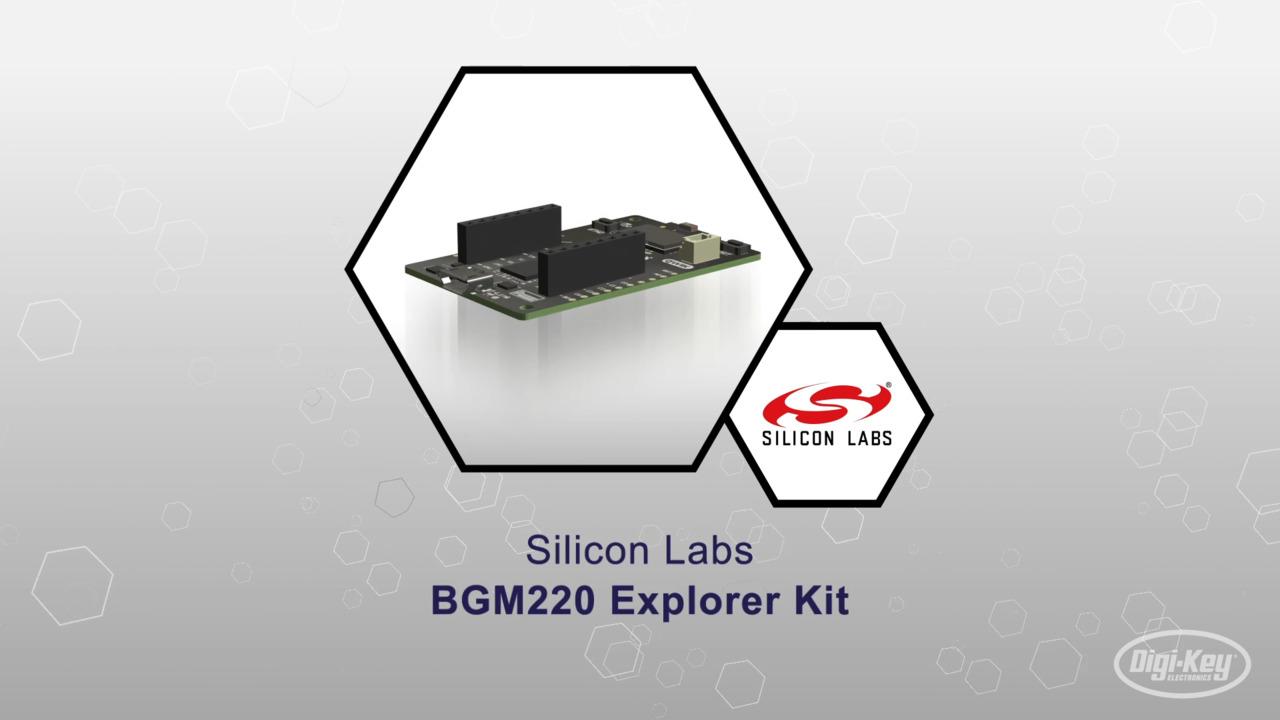 BGM220 Explorer Kit | Datasheet Preview