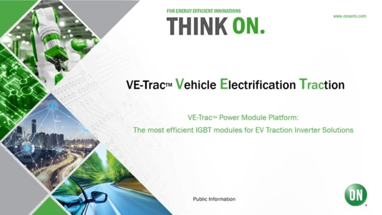 VE-Trac™ Power Module Platform