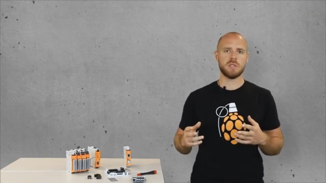 How Kunbus turned Raspberry Pi into an industrial grade hardware