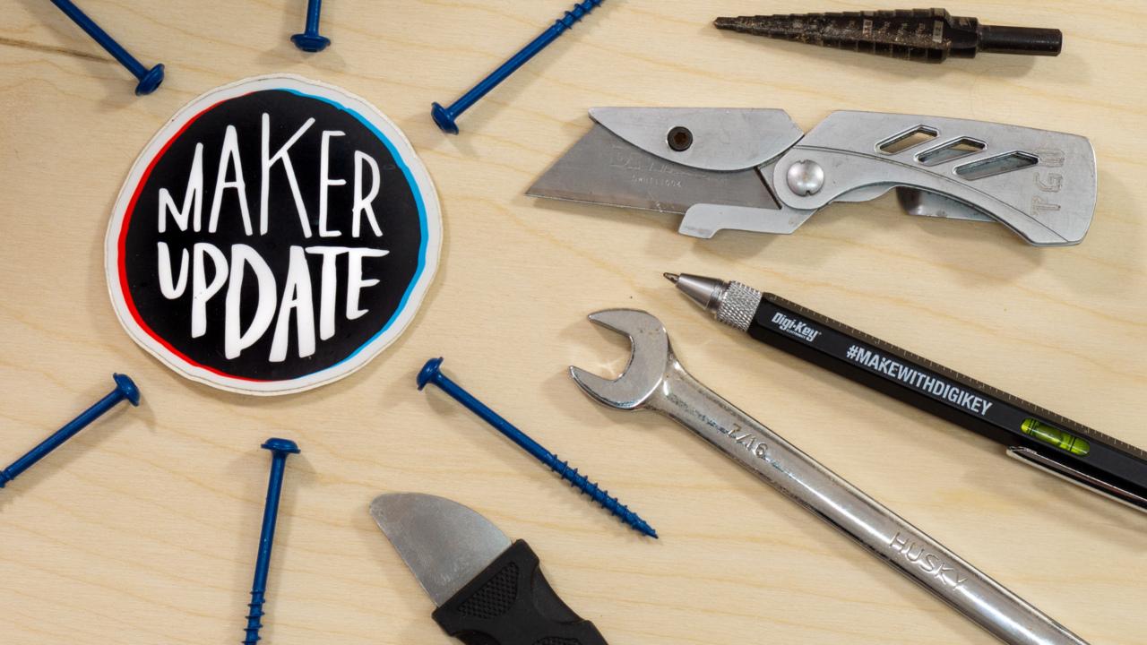 Kanpai! [Maker Update] | Maker.io