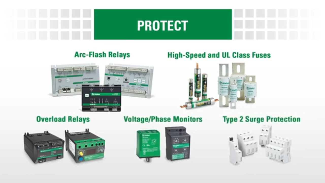 HVAC - Take a Load Off – Protect Control Sense