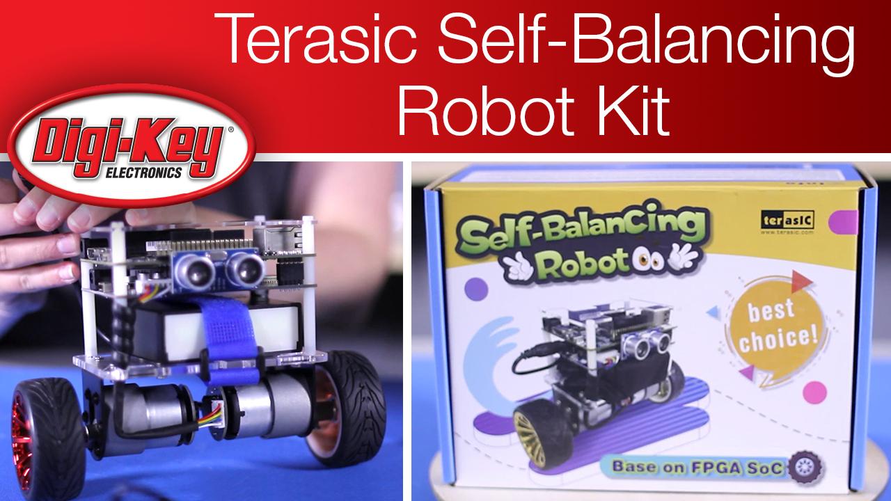 Terasic Self-Balancing Robot Kit   DigiKey