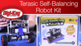 Terasic Self-Balancing Robot Kit | DigiKey