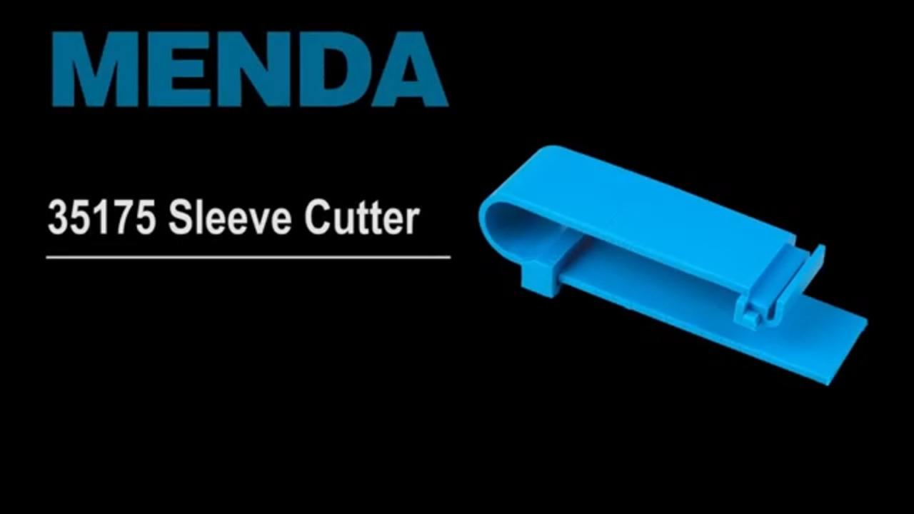 MENDA 35175 Tubing Sleeve Cutter