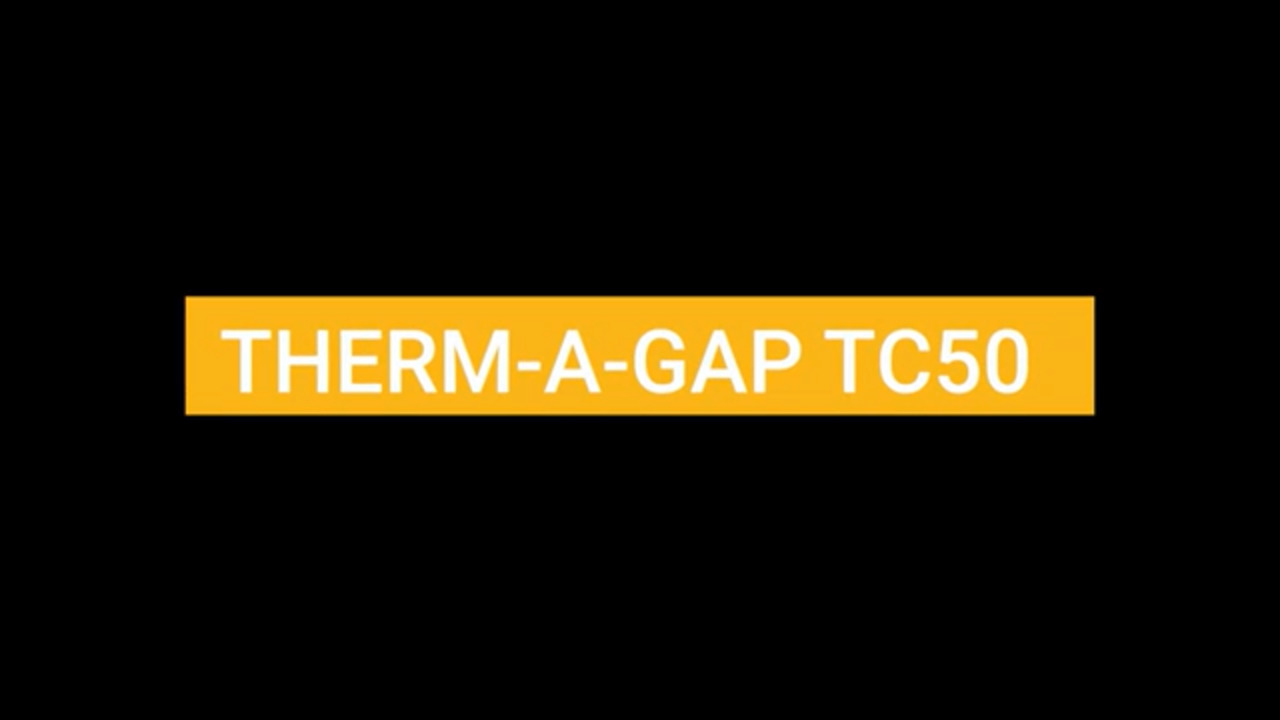 THERM-A-GAP™ TC50 5.0 W/m-K Thermally Conductive Compound
