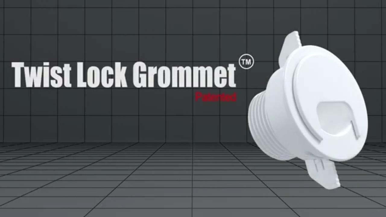JBL Twist Lock Grommet