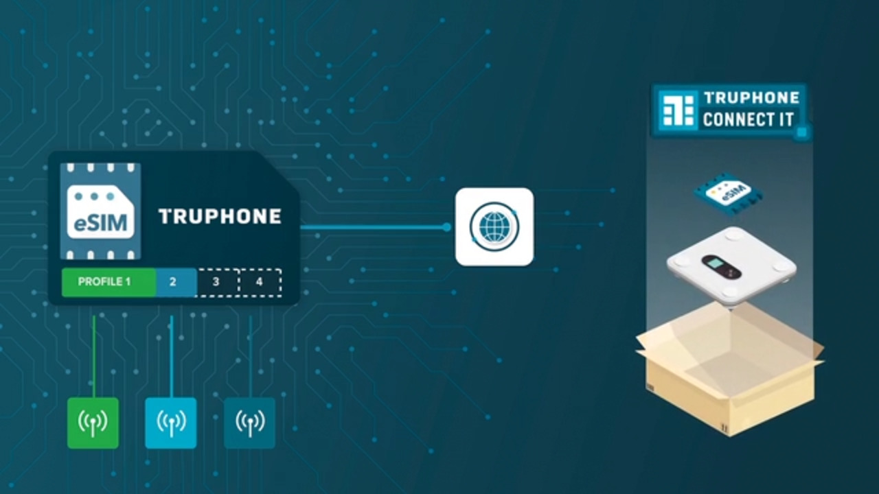 Truphone for Things