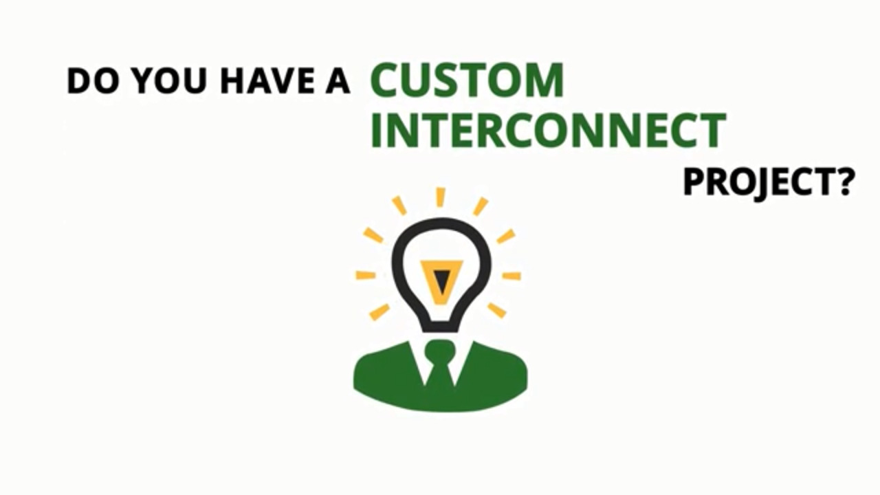 EDAC Custom Interconnect Solutions