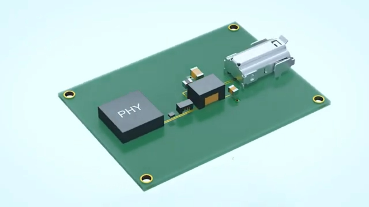 Single Pair Ethernet from Würth Elektronik eiSos