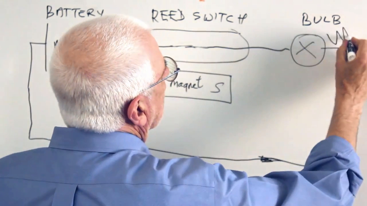 Introduction to Reed Switches, Magnets and Magnetic Fields